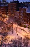 Blizzard of '06' - Sunset