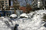 Winter - Sasaki Landscape & Washington Square Village Gardens