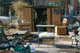 Garden Shed - Getting Ready for Spring