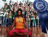 Crunch.com Yoga Billboard