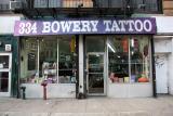 Bowery Tattoo