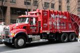 Manhattan Demolition Truck