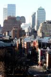 Downtown Manhattan Morning