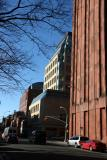 NYU Library, Student Center & Law School