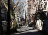 Morton Street - West Greenwich Village NYC