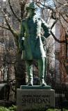 Sheridan Square Park - General Sheridan Sculpture