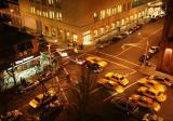 Intersection - Saturday Night