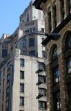 NYU Buildings - Southeast View at Greene Street