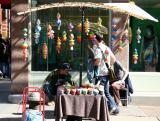Mobile Street Vendor