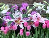 Ascension Church Floral Arrangement