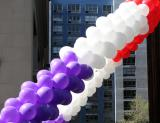 NYU Strawberry Festival Balloons