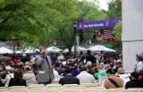 NYU Graduation Ceremony & Celebration