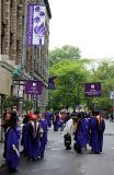 NYU Graduation - Procession Assembly