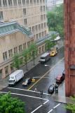 Rainy Day - NYU Student Center & Library