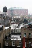 West Greenwich Village - Foggy Morning