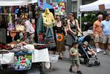 Bleecker Street Fair - July 2006