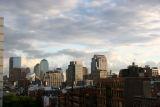 Late Afternoon Light - Downtown Manhattan