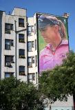 Annika Sorenstam on LPGA Billboard
