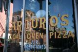 Arturo's Pizza  at Thompson Street