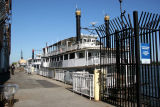 Queen of Hearts River Boat at Pier 40