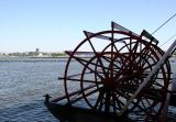 River Boat Paddle Wheels - Pier 40