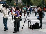 Fuji TV Film Crew