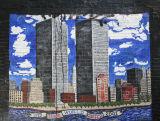 WTC Memorial Mural
