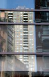 Astor Place & Georgetown Plaza Reflection