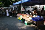 Thompkins Park Farmers Market at 8th Street