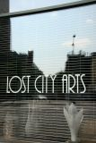 Lost City Arts Window at East 5th Street