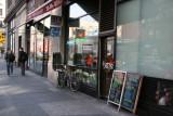 Old Fashion NYC Style Coffee Shop