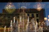 Bowery Window Lights & Reflections
