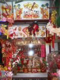 Chinese New Year Ornament Shop
