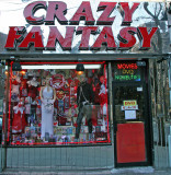 Crazy Fantasy Sex Shop