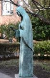 Mary Garden Sculpture