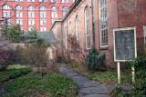 St Luke's in the Field Church Garden
