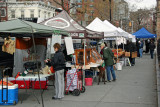 Farmers' Market - Abington Square