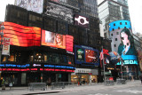 Times Square - Downtown View at Broadway & West 44th Street