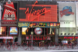 Virgin Records at Broadway & West 45th Street