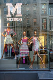 Missoni Window with Reflections