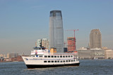 Jersey City Skyline & Transit Tour Boat