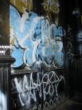 Grafitti Night View