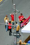 NYU 2008 Graduation Party Preparations