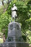 Civil War Memorial Statue