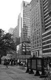 Plaza Uptown View - New York Public Library
