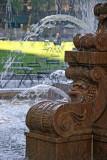 Fountain & Park View