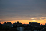 Sunset - West Greenwich Village