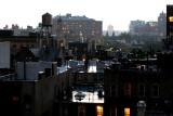 Evening after Rain - West Greenwich Village