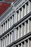 Architectural Details - Cast Iron Building