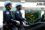 NYPD on Horseback